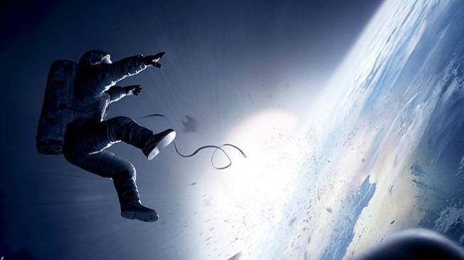 Gravitace – film
