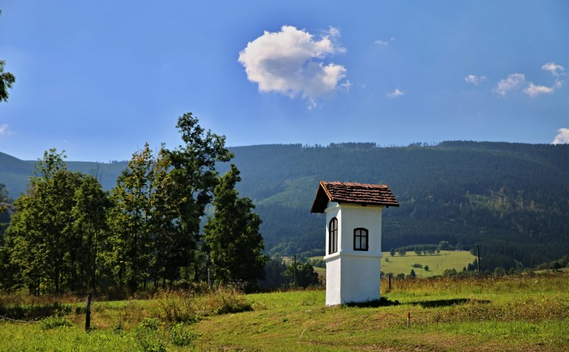 Fotografie ze Stříbrnice u Olomouce
